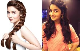 Alia Bhatt Hairstyle alia bhatt hairstyle trendy and stylish actress of bollywood 8406 by stevesalt.us