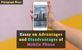 essay on advanes and disadvanes