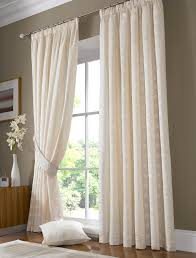 wooden blinds with curtains cfdffeea