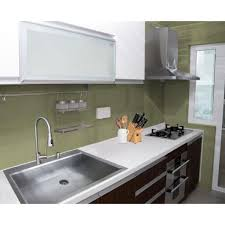 attractive 48 kitchen sink glacier bay dual mount stainless steel 33 in 4 hole single bowl