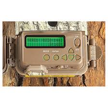 Backlit control panel for easy programming. Browning BTC-2XR Recon Force XR 10MP Game Camera - 593033,