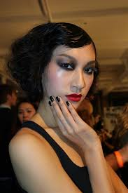 cles backse at new york fashion week erickson beamon with mac cosmetics occ color arcona phyto and