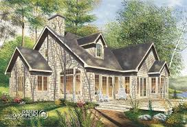 2 bedroom waterfront home plans best of country style homes chalet waterfront homes mediterranean