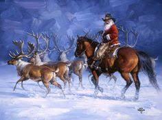 western christmas wallpaper. Simple Western COWBOY CHRISTMAS  Jack Sorenson In Western Christmas Wallpaper H