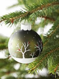 scenic ornament