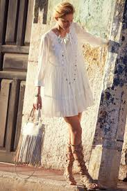 Boho Chic - Bohemian Style For Summer 2017 (9)