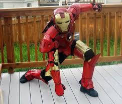 iron man fist pump