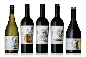 Traditional Wine Label Design New Packaging For Penley Estate By Parallax Design Bp O