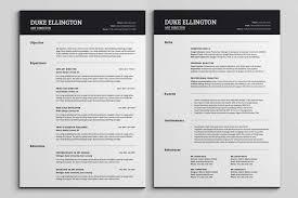 Resume Creative Free Resume Samples Templates 2 Best Inspiration