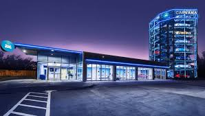 Carvana Vending Machine Atlanta Enchanting Carvana Launches Its Second Coinop Car Vending Machine An 48story