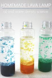 How To Make A Lava Lamp Without Alka Seltzer New Homemade Lava Lamp Activity Water Oil Density Science