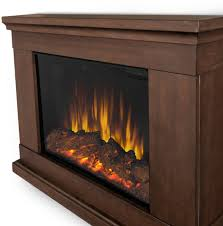 jackson vintage black electric fireplace