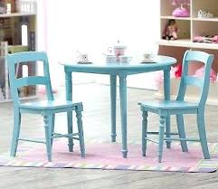 round childrens table wonderful blue table chair set round spindle wood kids childrens table and chair