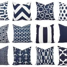 black and white euro sham. Modren Sham Navy And White Pillow Cover  Blue Throw Nav In Black And Euro Sham