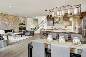 tips for selecting a paint palette for an open floor plan