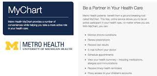 My Chart Metro Health Picshealth