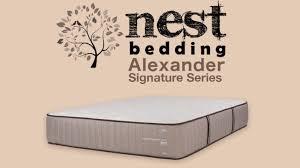nest alexander signature mattress