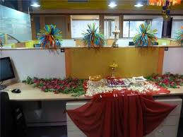 Decoration ideas for office Office Space Diwalidecorationideasofficeworkplaces The Splendid Lifestyle Best Diwali Decoration Ideas For Office And Work Places