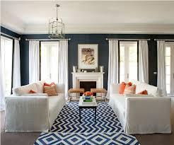 Navy Blue Color Palette  Navy Blue Color Schemes  HGTVNavy And White Living Room