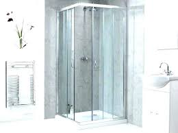 square shower stall prefab corner shower stall prefabricated showers units bathroom square corner glass shower doors
