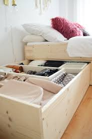storage beds for small bedrooms. Contemporary Storage DIY Furniture For Small Spaces Thatu0027s Flexible U0026 Functional And Storage Beds For Bedrooms E