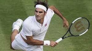 Wimbledon 2021 tennis: Roger Federer ...