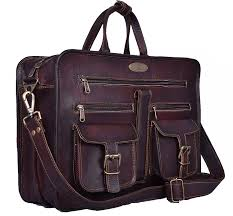 jacksonville leather briefcase messenger bag