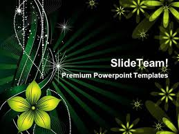 Design For Powerpoint Presentation Flowers Abstract Background Design Powerpoint Backgrounds Ppt Them