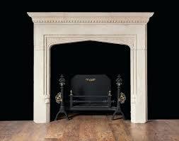 tudor fireplace stone fireplace surround