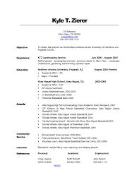 Handyman Sample Resume Personal Resume Examples Sample Resumes Handyman Samples Free 21