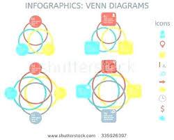 4 Circle Venn Diagram Template Printable 4 Circle Venn Diagram Maker Diagrams In Excel Template