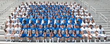 Tabor College 2013 Football Roster