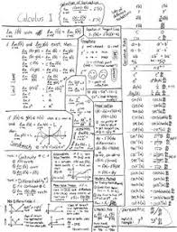 series 7 cheat sheet calculus cheat sheet i made a sheet much like this when re