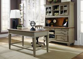 Home office set Modern Bungalow Taupe Jr Executive Home Office Set Coleman Furniture Bungalow Taupe Jr Executive Home Office Set From Liberty 541ho120