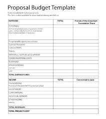 Project Estimate Template Excel Project Budget Estimate Template