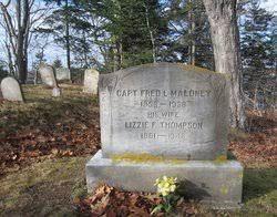 Capt Fred Lester Maloney (1858-1938) - Find A Grave Memorial
