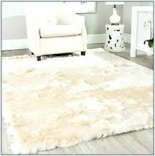 faux sheepskin rug ikea white sheepskin rug wonderful outstanding interiors amazing rugs area throughout fluffy faux sheepskin rug