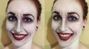 clic joker makeup tutorial