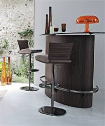 modern home bar furniture. Space Saving Small Home Bar Furniture Design From S. Lakic, France Modern Lushome