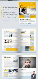 Newsletter Templates Pages 46 Printable Newsletter Templates In Psd Indesign Formats