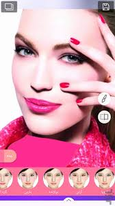 makeup app free lovely youcam makeup install android apps