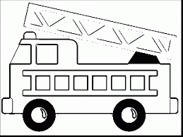 fire truck coloring page. Plain Page Fire Truck Coloring Page Mayapurjacouture Com Within Pages Intended S