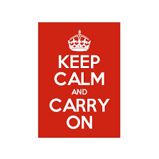 Make And Download Your Own Keep Calm And Carry On Poster Create