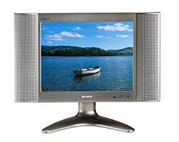 sharp 20 inch tv. sharp aquos lc-20b2ua 20-inch flat-panel lcd tv , silver 20 inch tv c