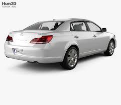 Toyota Avalon XLS 2004 3D model - Hum3D