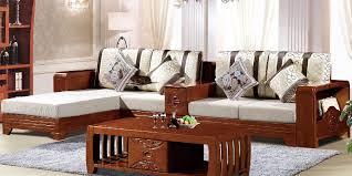 Corner Wooden Sofa Set Design 2018 2019 SofamoeInfo