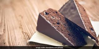 Moist Eggless Chocolate Cake Recipe How To Make Moist Eggless