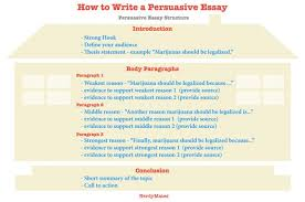 how to write a persuasive essay examples the introduction sample  how to write a persuasive essay make people believe you introduction graphic organizer infogr persuasive essay
