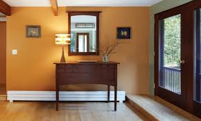 are wall mounted electric heaters safe