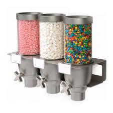 rosseto ez533 wall mount dry dispenser 3 0 65 gal capacity clear
